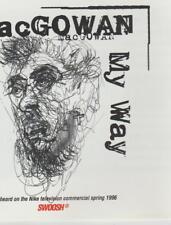 Shane MacGowan- My Way UK cd single