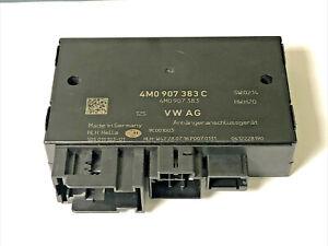 Audi Q7 trailer detection control unit 4M0 907 383 C OEM