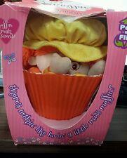 Little Miss Muffin Pop N Flip Doll Scented Pumpkin