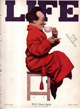 1922 Life July 20 Maxfield Parrish original issue - Tea? Guess again