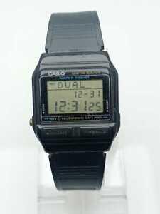 Casio DB-31 Module 871 Telememo 30 Digital LCD Vintage Watch