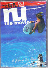 NU the Movie, A Surf DVD - Quiksilver - Kelly Slater, Carissa Moore + more NIB