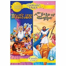 Enchanted Tales: A Tale of Egypt/Noah's Ark DVD BRAND NEW SEALED SHIPS NEXT DAY