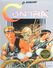 Contra NES nintendo nes N64 gamecube (1988) Used Game Only FREE SHIPPING