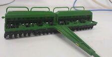 1/64 ERTL custom John deere 1590 double drill planter farm toy