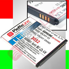 batteria per  samsung I9300  GALAXY S3 i9082 GALAXY GRAND 2300mAh Li-ion