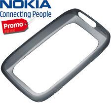 Custodia morbida SOFT-COVER ORIGINALE CC-1046 per Nokia LUMIA 710 GRIGIO guscio