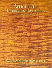 Doyle Americana Furniture & Decorations June 1997