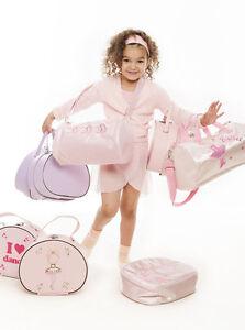Girls Pink Ballet Tap Dance Bags Various Designs Christmas By Katz Dancewear