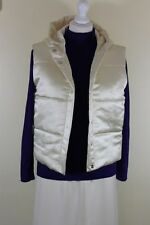 Ralph Lauren Women's Down Jacket in beautiful cream World Wide Free Postage
