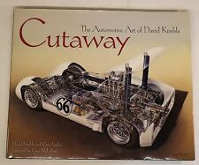 The Automotive Art of David Kimble, Signed, Numbered Limited Edition