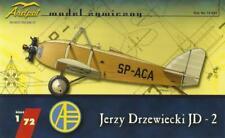 JERZY DRZEWIECKI JD-2 SPORT PLANE (POLISH MARKINGS) 1/72 ARDPOL (PZL/RWD)