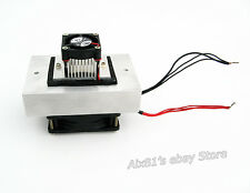 DC 12V Semiconductor Refrigeration Cooling System Pet Air Conditioner Cooler Fan