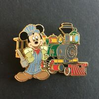 WDW Magical World Transportation Pin Pursuit Railroad Mickey Mouse Disney 45677