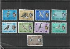 ASCENSION ISLAND 1963 BIRDS SHORT SET TO 1/- SG.70-78 UNMOUNTED MINT  MNH