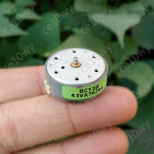 Ultra-thin DC Motor 3V 6500RPM Size 24.3*10mm Micro Electric Motor for Parts DIY