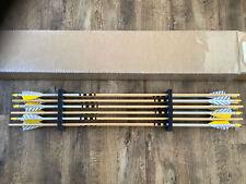 (12pack) Rose City Archery Hunter Elite Arrows 5/16� 40-45#