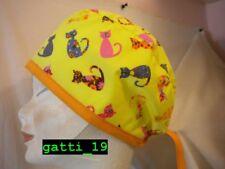 Cuffia chirurgica Bandana lettere/_01 Sottocasco Surgical cap
