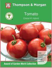 Thompson & Morgan-RHS verduras-semilla De Tomate Cristal F1 - 5