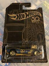 2018 Hot Wheels Black & Gold Series Rodger Dodger 3/6