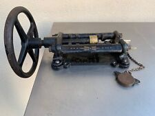 Antique Pharmaceutical Medical Suppository Pill Machine 1897