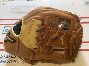 "Mizuno Prime Exclusive 11.5"" Baseball Glove RHT GP1150TGW Leather"