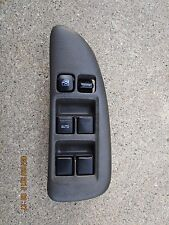 98 - 01 NISSAN ALTIMA DRIVER SIDE LEFT SIDE MASTER POWER WINDOW SWITCH GREYSH