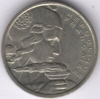1957 B France 100 Francs Coin | European Coins | Pennies2Pounds