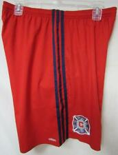 Chicago Fire Men's Size Large Adidas Climacool Adizero Shorts Red A1 108