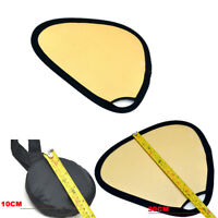 Universal Collapsible Foldable Photo Light Diffuser Reflector / 30cm Gold
