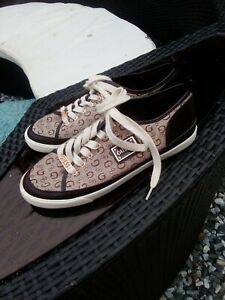 Guess Mens G Trainers Size 8