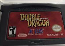 Double Dragon Advance Game Boy Advance GBA