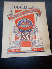 Belfast's News-letter Jubilee Pictorial Souvenir 1910 - 1935 -Dated 4th May 1935