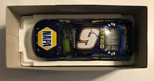 2014  #9 CHASE ELLIOTT  NAPA  AUTOGRAPHED  - 1/24th SCALE  #4241