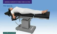 GENERAL SURGERY OT TABLE SEMI ELECTRIC OPERATION THEATER SURGICAL TABLE  bv