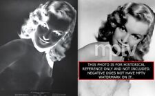 Marilyn Monroe 1948 Vintage Press Photo Negative Love Happy JR Eyerman B&W 8x10