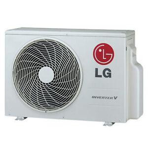 LG LAU120HYV1 12K BTU ART COOL PREMIER SINGLE-ZONE OUTDOOR UNIT A/C