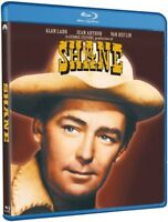 Shane [New Blu-ray] Dolby, Digital Theater System, Dubbed, Subtitled, Widescre