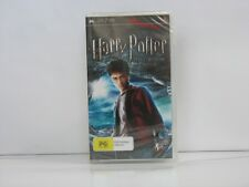 Harry Potter and  the HALF BLOOD PRINCE Sony PSP Brand New & Seal,100% Pal Game
