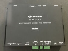 Crestron HD-RX-201-C-E HDMI Multiformat Switch and Receiver