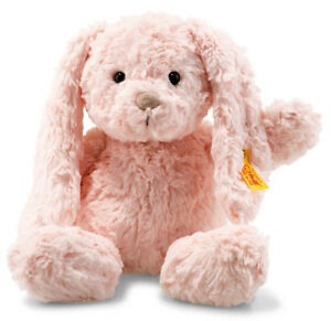 Steiff Doux Câlin Amis ' Tilda 'Lavable Rose Bunny Lapin - 30cm - 080623