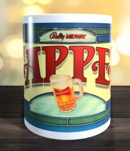 Tapper retro arcade game Marquee Mug