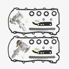 077109087C 077109087P For AUDI 4.2 V8 Timing Chain Tensioners Kit L+R 1 pair