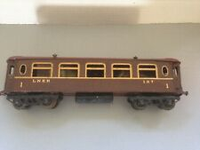Hornby O LNER NO2 Saloon Coach No:137 poor roof.