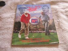 Bob Hope Desert Classic Program Official 1994