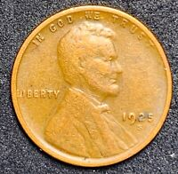 Copper Coin Fill Your Coin Book 1949 S Lincoln Wheat Penny Circulated #9341