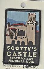 SCOTTY'S CASTLE DEATH VALLEY NATIONAL PARK SOUVENIR PATCH