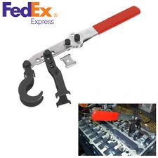 Valve Spring&Valve Stem Oil Seals Compressor Pusher Automotive Tool Kit US Stock