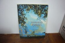 Maxfield Parrish Painter Coy Ludwig 1974 Oversized Large Hardcover 3rd Printing
