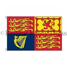 ROYAL STANDARD FLAG 5FT X 3FT OFFICIAL HIGH QUALITY FLAGS ENGLAND GREAT BRITAIN